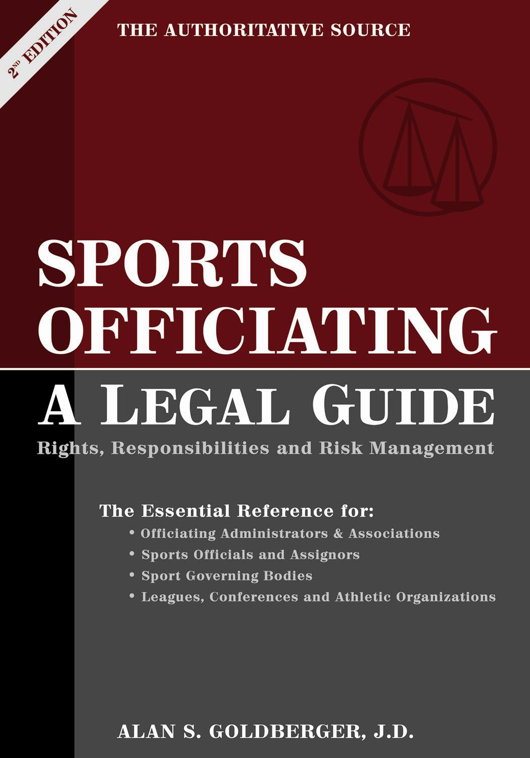 Sports Officiating cover