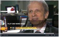Alan Goldberger on CBS News
